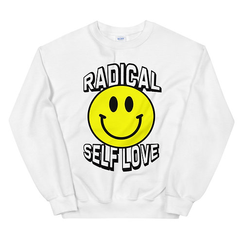 Radical Self Love Crewneck