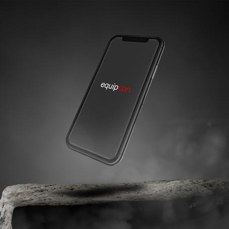 Equipcon Mobile App, incoming.