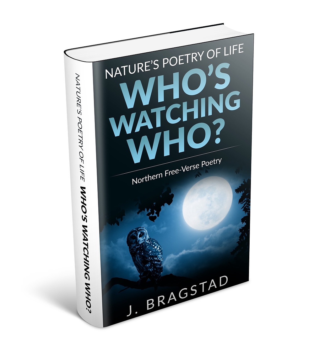 BOOK: Nature's Poetry of Life cover
