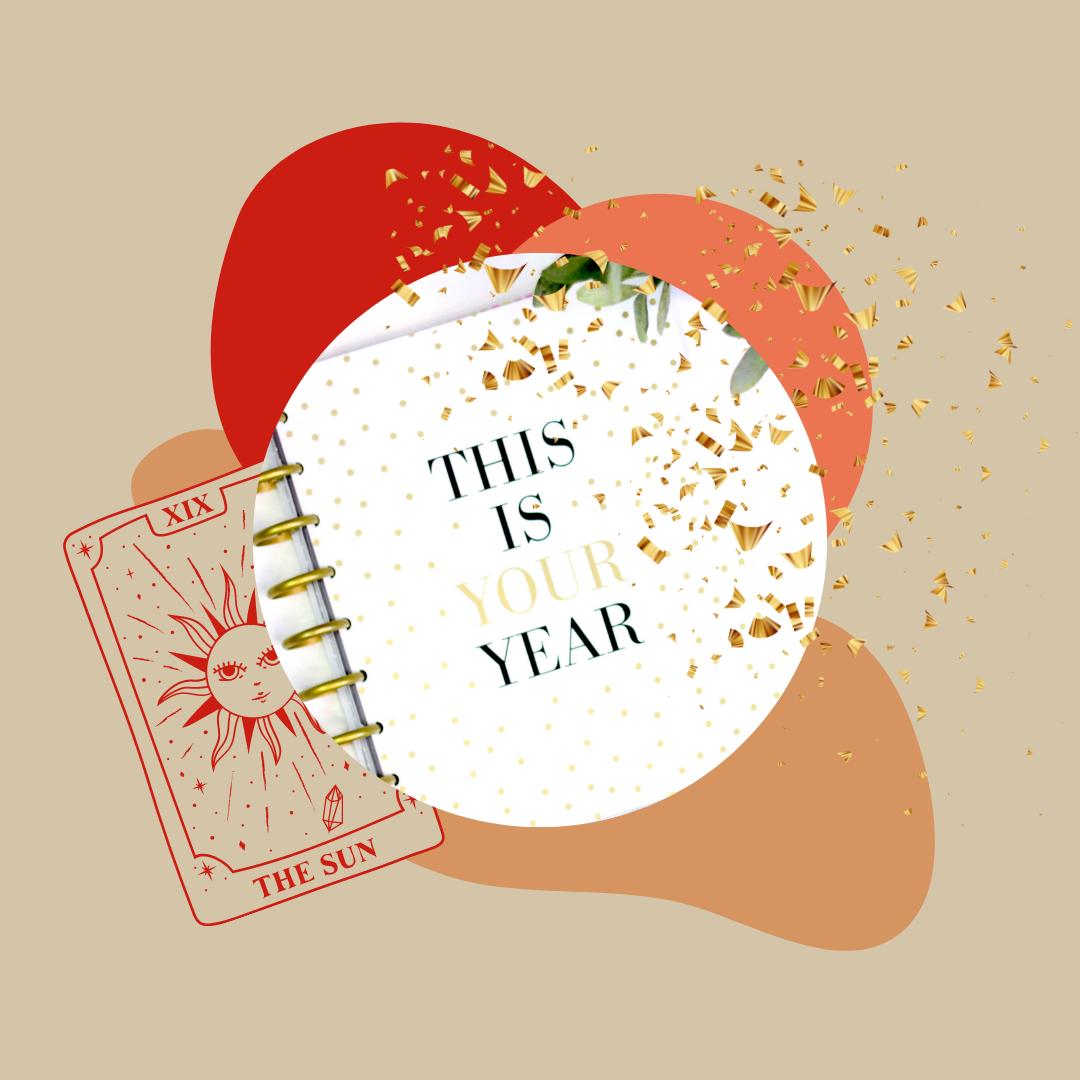 Jahres-Tarot