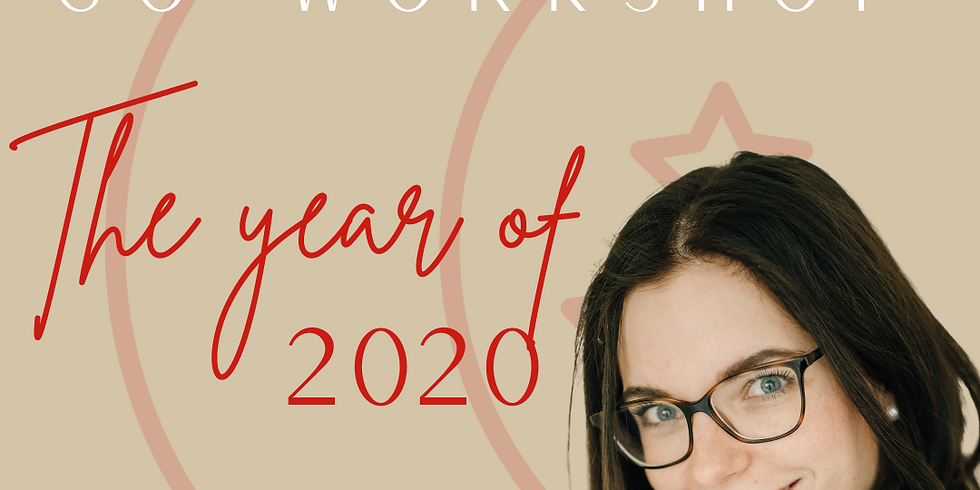THE LETTING GO WORKSHOP: The Year of 2020