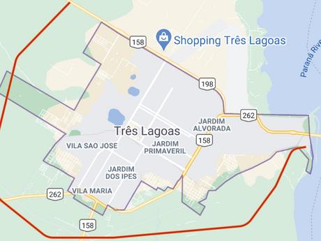 Três Lagoas terá contorno rodoviário