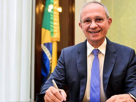 Entrevista com Paulo Hartung, presidente executivo da Indústria Brasileira de Árvores - Ibá