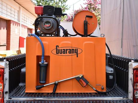 Guarany no Show Florestal