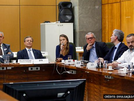 Câmara Setorial das Florestas Plantadas discute o CAR