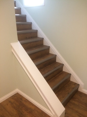stair finishing