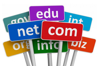 What's the new .com?  and little information about Domains