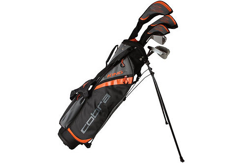King Cobra Junior Golf Set - 10-12 Years RH