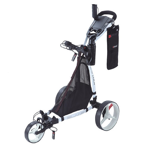 Big Max Blade Push Cart