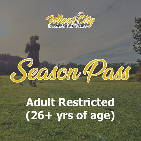 Season Pass Restricted - 2021