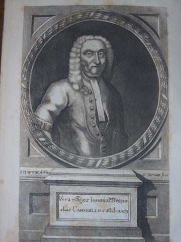 John McUre's portrait