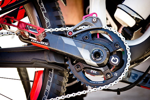 Fundamentals of Mountain Biking with a Power Meter