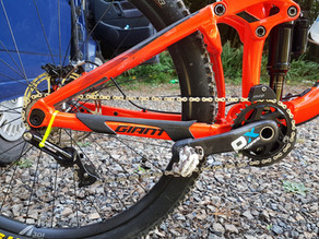 Why you should convert your enduro bike to single speed