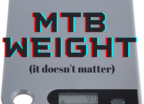 The Science of Weight in MTB: Does it Matter?
