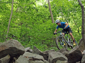 How to avoid blowing up in MTB racing