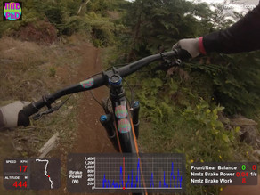 Brake Power Meter DAQ Video