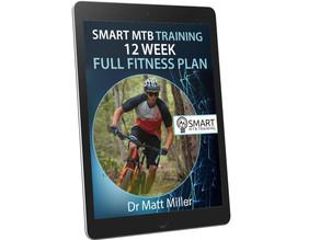 NEW 12 Week MTB Full Fitness Training Plan