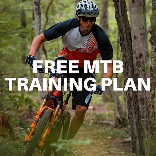 FREE 3 Week MTB Training Plan