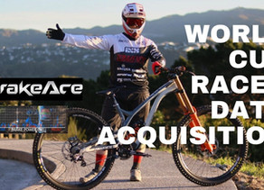 World Cup DH Racer Data Acquisition