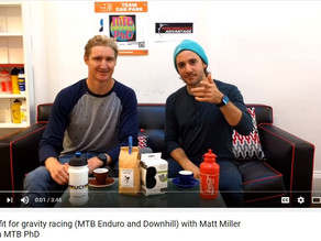 VIDEO: Why do you have to be fit for gravity racing