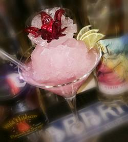 Hibiscus Daiquiri Frozen