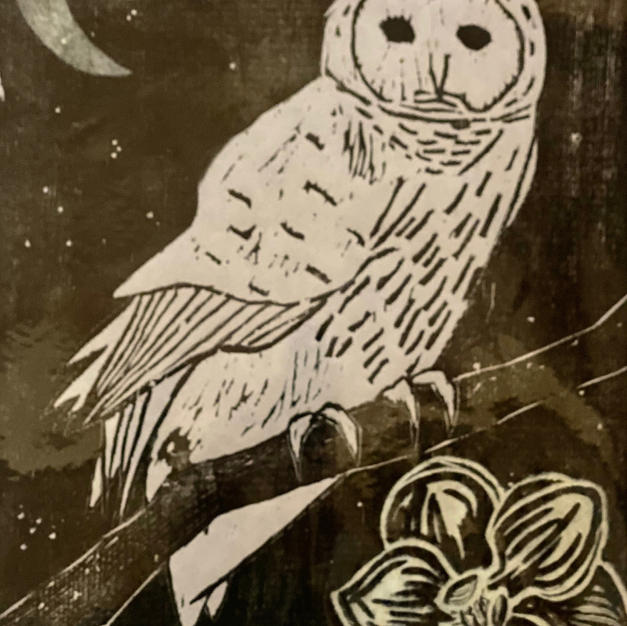 SOLD Magnolia Moon