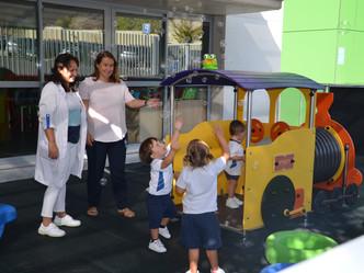 Primer día en Escuela Infantil
