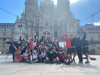Camino de Santiago 2020: ¡lo hemos logrado!