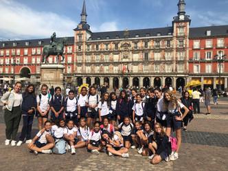 Un Madrid muy histórico