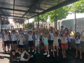 ¡Primera semana del Summer Camp!