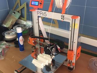 Taller de Diseño + Impresión 3D