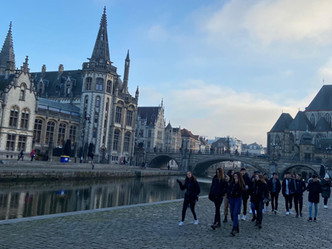 Viaje de Estudios Bruselas 2020