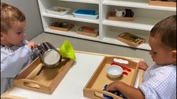Metodología Montessori (Escuela Infantil)
