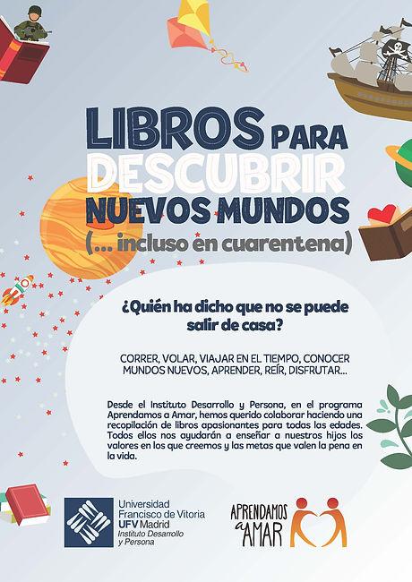LIBROS PARA DESCUBRIR NUEVOS MDOS (...IN