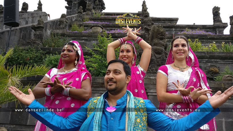 Spectacle indien et Spectacle Bollywood | www.DesiEvents.eu