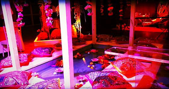 Décoration indienne ou décoration Bollywood | www.DesiEvents.eu