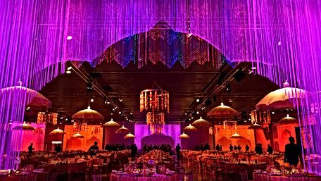 Décoration Bollywood et décoration indienne pour votre événement | www.desievents.eu