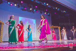 Défilé de Miss India France