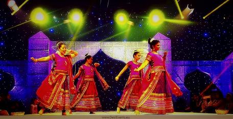 Groupe Danse indienne - Troupe de danse Bollywood show  | www.desievents.eu
