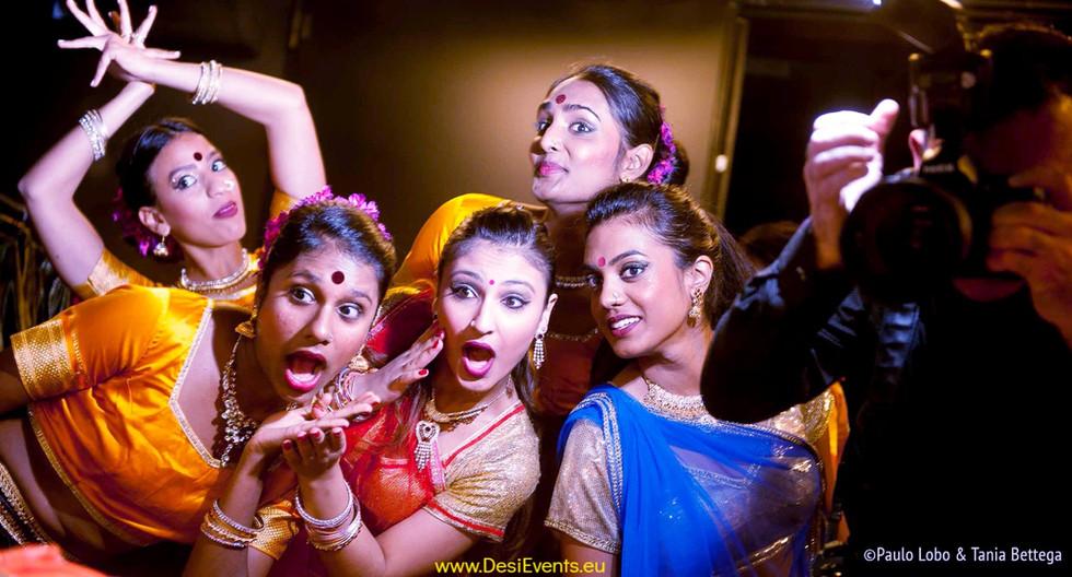 Troupe de danse indienne et Bollywood | www.DesiEvents.eu