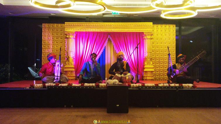 Orchestre indien et Orchestre Bollywood | www.DesiEvents.eu