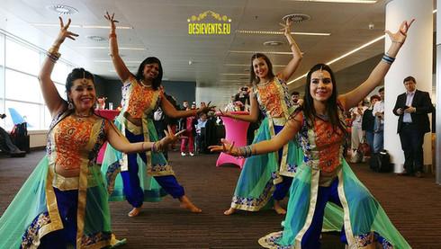 Danseuses indiennes - Danseuses Bollywood | www.DesiEvents.eu