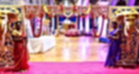Accueil indienne et accueil bollywood  | www.desievents.eu
