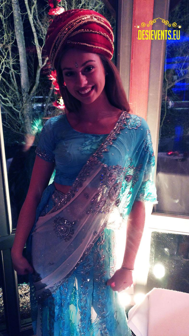 Hôtesse Bollywood
