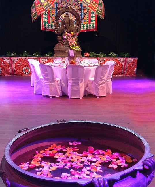 Décoration mariage Bollywood | www.desievents.eu