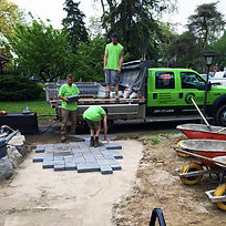 Interlocking Patio, Driveway, Walkway, Pool Deck, Porch Construction