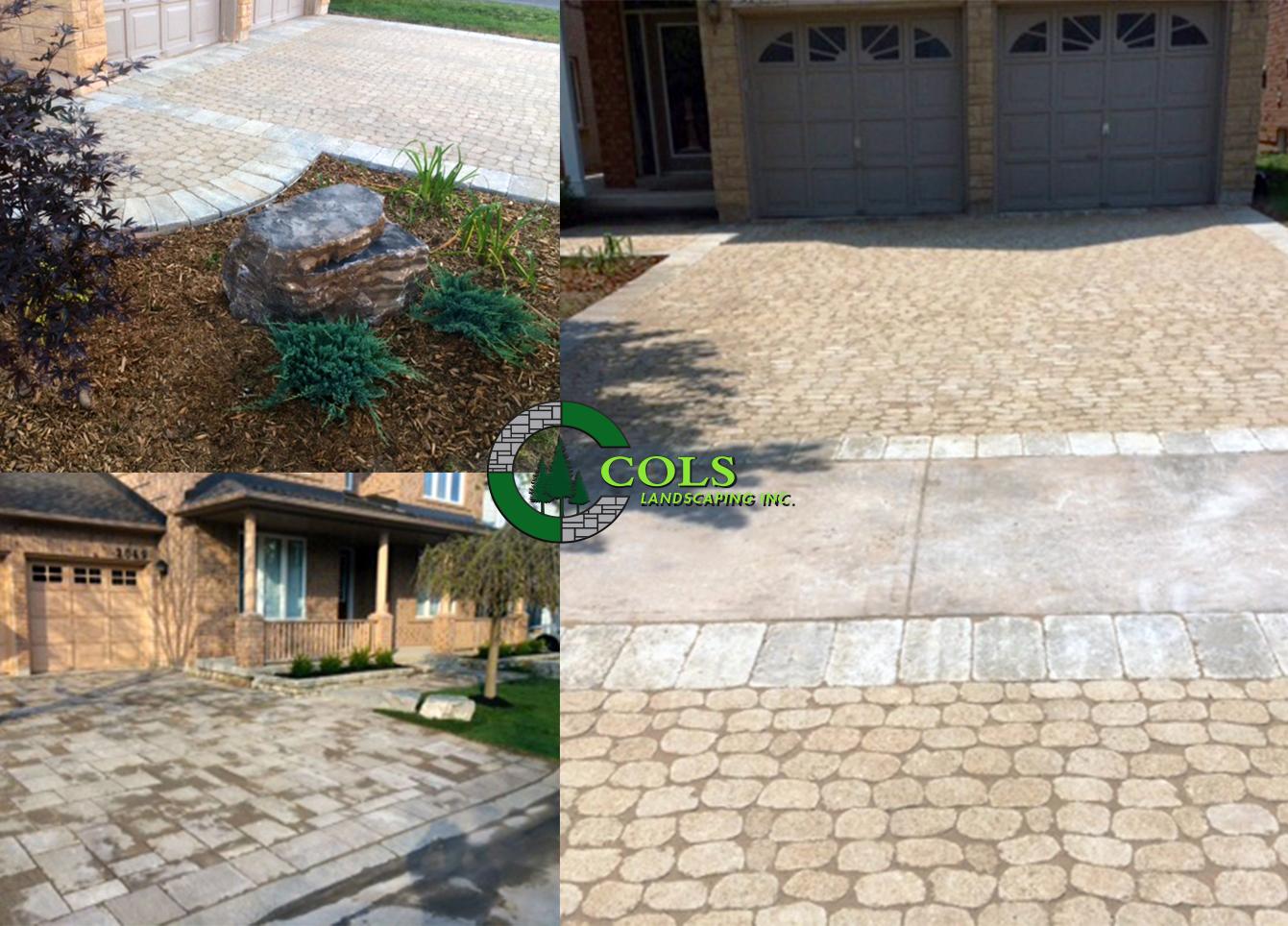 COLS replacing driveway options