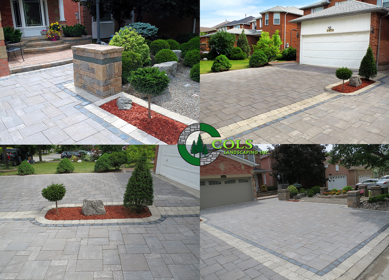 COLS new driveway landscaping ideas