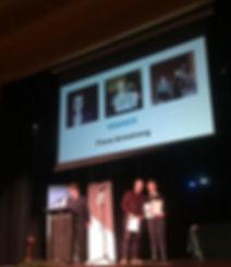 Fiona R winning award.jpg