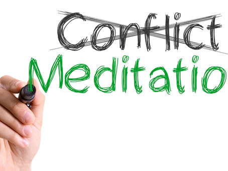 Peer Mediation | CRJI Techniques
